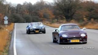 Spyker C8 Spyder-SWB Videos