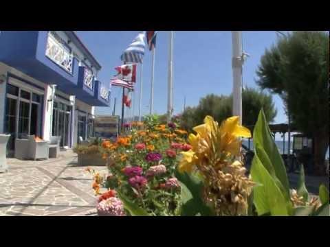 Aphrodite Beach Hotel at Vatera Lesvos Island Greece