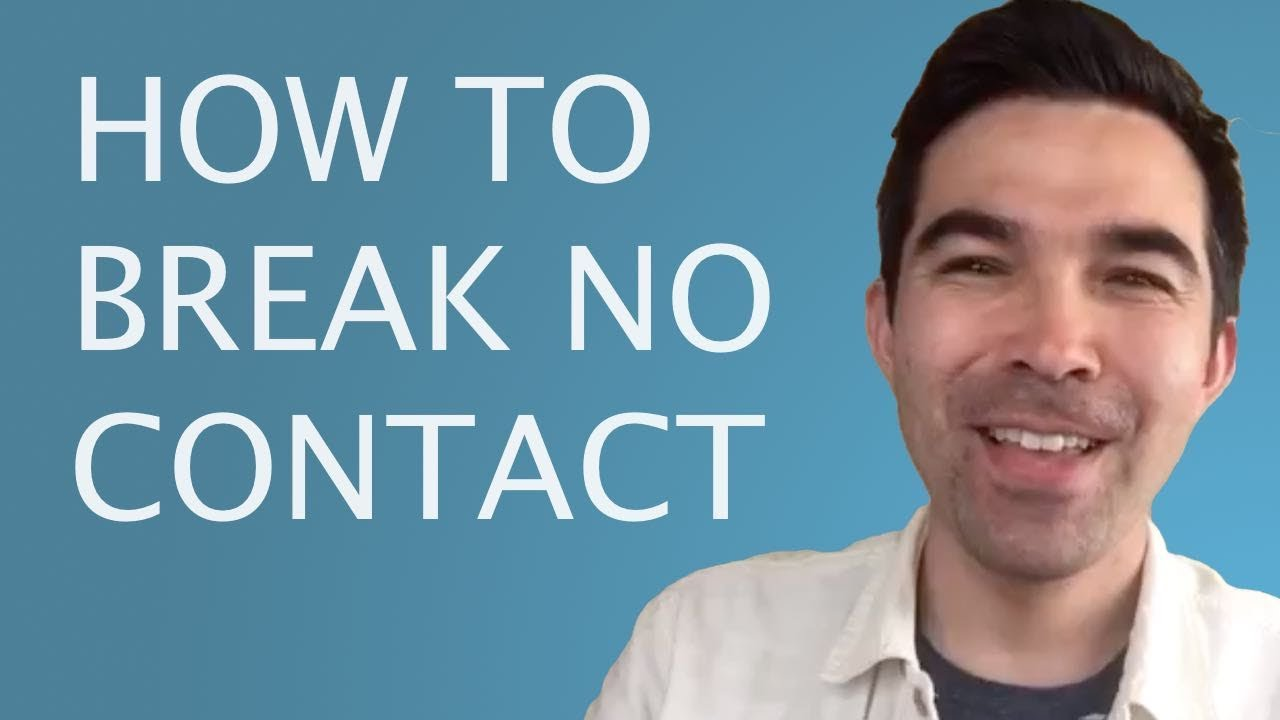 How to Contact Your Ex After No Contact - YouTube