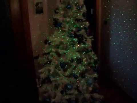 Proiettore Luci Laser Natalizie.Proiettore Laser Addobbi Natalizi Decorazioni Natale