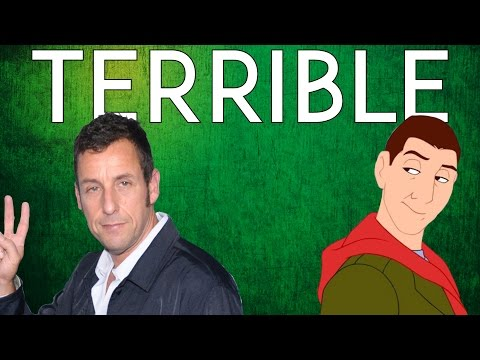 Eight Crazy Nights- Adam Sandler's Always Been Terrible