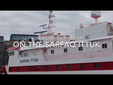 On the Sarfaq Ittuk, the Greenland Coastal Ferry