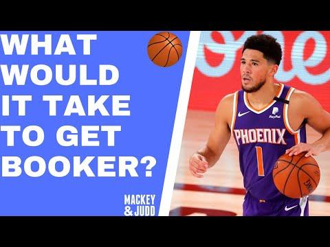 Wolves trade Speculation: Devin Booker a long shot?