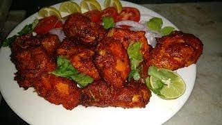 Chicken fry restaurant style in 5 minutes