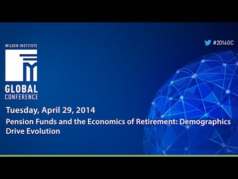 Pension Funds and the Economics of Retirement: Demographics Drive Evolution