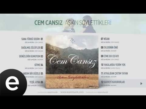 Kahveyi Kavururlar (Cem Cansız) Official Audio #kahveyikavururlar #cemcansız