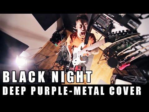 Black Night - Deep Purple (metal cover by Leo Moracchioli)