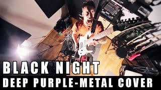Black Night - Deep Purple (metal cover by Leo Moracchioli)