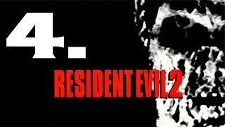 RESIDENT EVIL 2 -  LA LLAVE DEL TREBOL / LEON A #4 - GAMEPLAY ESPAÑOL