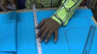 Pakistani Salwar Kameez Cutting Method: Easy Way To Cut Kameej