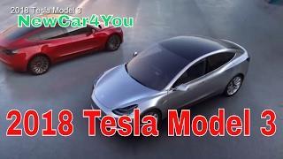 2018 Tesla Model 3  Specs Features  Cars