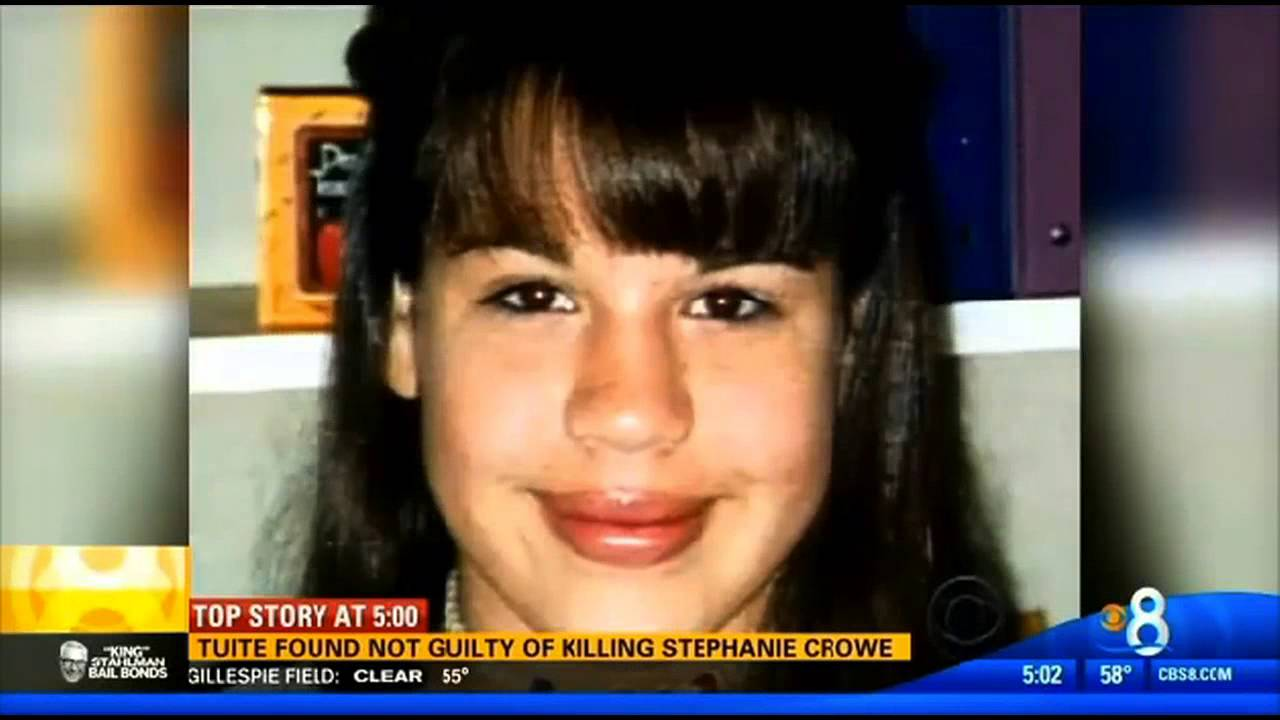 stephanie crowe murder case The stephanie crowe media driven murder has everything the american public finds interesting when reading about or viewing a murder case: a white, middle-class, hard working family with an out-going beautiful daughter murdered in a comfortable, secure, and loving home.