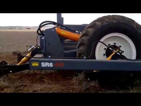 SR6 Series Soil Renovator