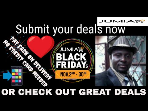 Jumia Cameroon Online Shopping Black Friday Best Deals