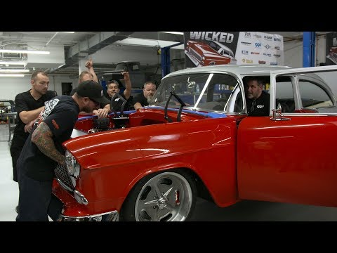 CPP Super Chevy Week To Wicked: 1955 Chevy—Day 5