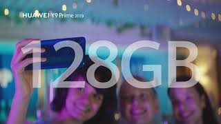 HUAWEI Y9 Prime 2019 Annoucement Video