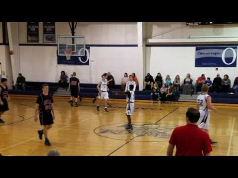 Basketball; JV; 8 Oakbrook Preparatory School vs Spartanburg Christian Academy