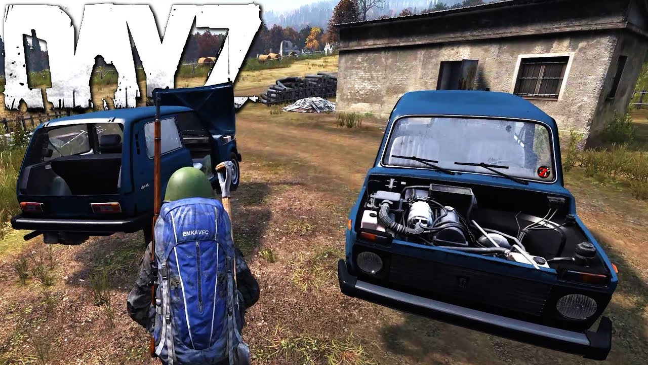 An Epic Car Adventure! The Quest For Transport In DayZ.