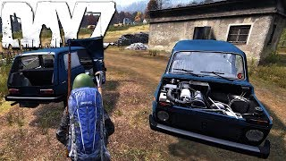 An Epic Car Adventure! The Quest For Transport In DayZ Beta.