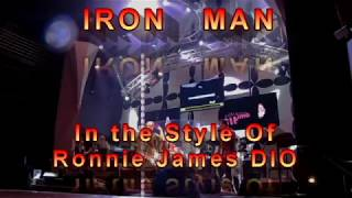 IRON MAN - RJD Karaoke Tribute - In the Style of Ronnie James Dio