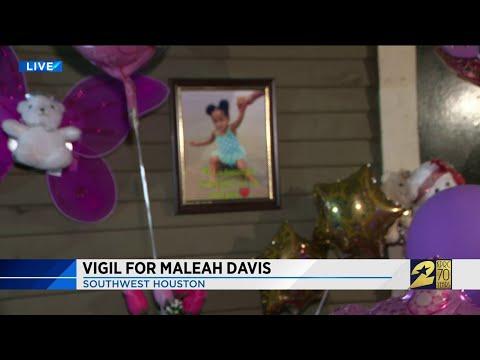 Vigil for Maleah Davis