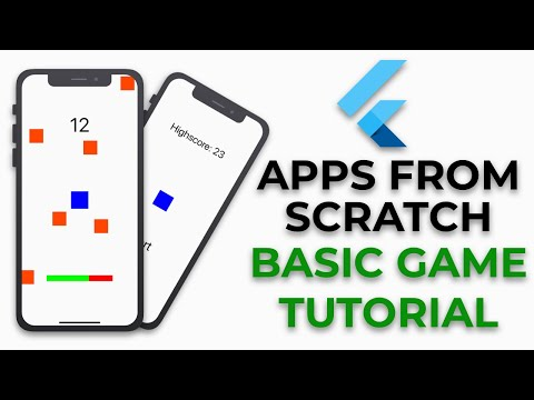 Build Your First Flutter Game | Apps From Scratch
