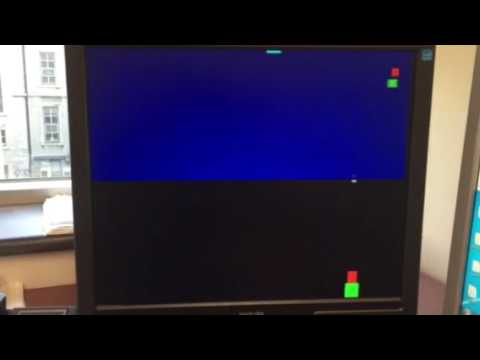 VGA controller example