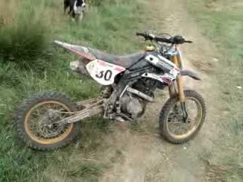 pit bike 250cc youtube
