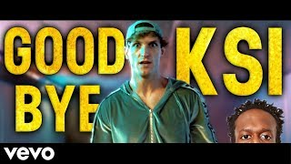 LOGAN PAUL - GOODBYE KSI (DISS TRACK) FEAT. KSI thumbnail