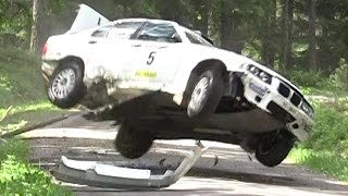Best Rally Action & Crash Compilation 2016 - Finland