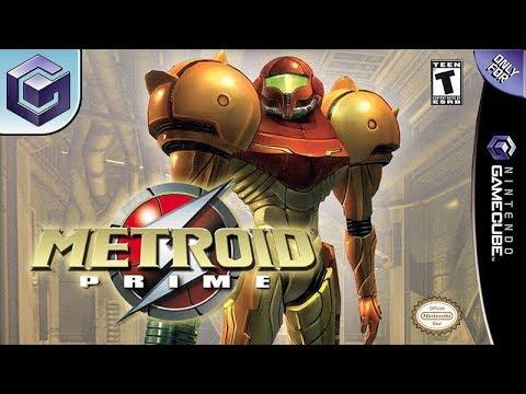 Longplay of Metroid Prime