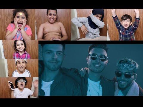 My WHOLE Family Reacts To 'On My Way - James Yammouni & Faydee Ft. Adam Saleh'