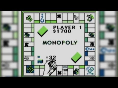 CGR Undertow - MONOPOLY review for Game Boy