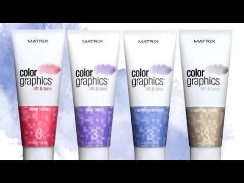 matrix color graphics