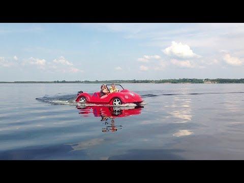 Motorower wodny cabrio