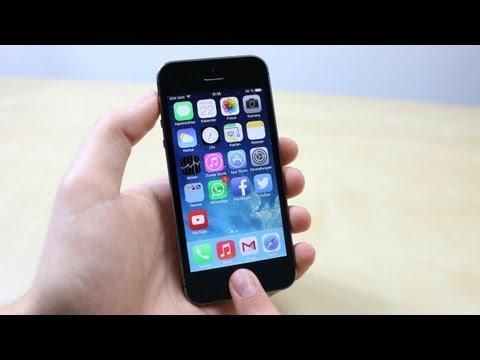 Review: Apple iPhone 5s (Deutsch) | SwagTab