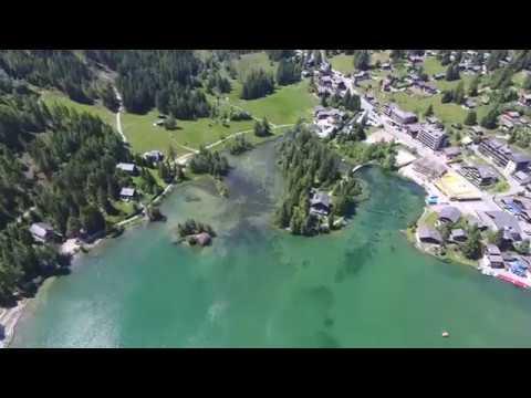 Switzerland - Lac de Champex