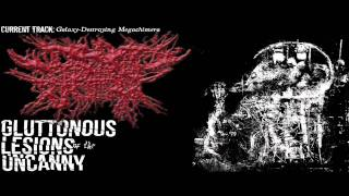 Deformed Elephant Surgery - Gluttonous Lesions of the Uncanny [full album HQ][free download]