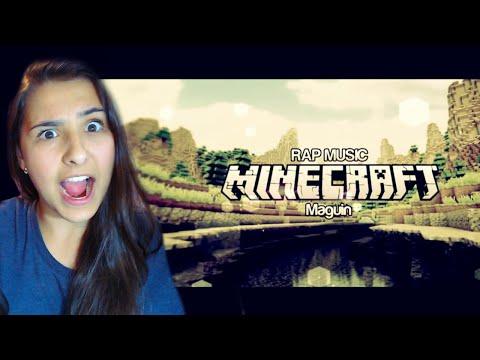 [MINECRAFT SONGS] MÚSICA DO MINECRAFT #1