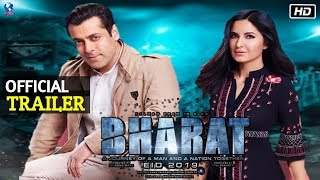 Bharat Official Trailer ।। Bharat Movie Official Trailer ।। Bharat Teaser 2019।। Salman Khan ।। Katr