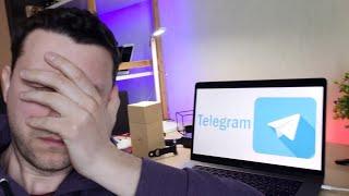 Telegram заблокировали, мысли и что делать?