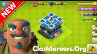 UNLIMITED LOOT CLASH OF CLANS F CLANS PRIVATE SERVER ||| CLASH OF CLANS