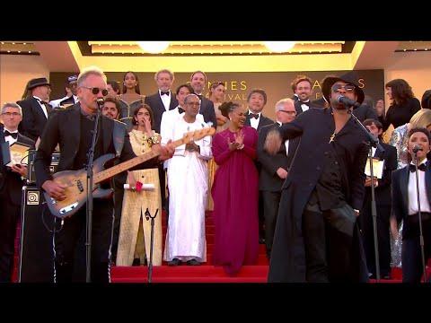Sting et Shaggy clôturent le festival en musique  - Cannes 2018