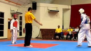 Taekwondo Senior Sparring