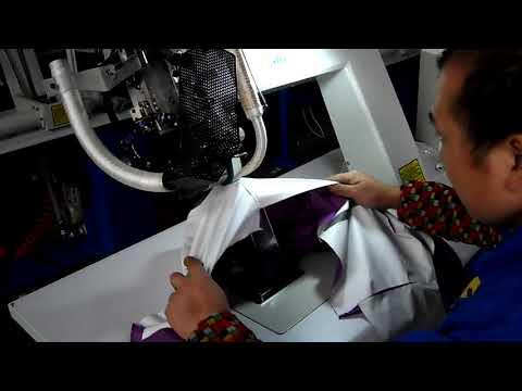 HF 2711 computer waterproof tape hot air seam sealing machine