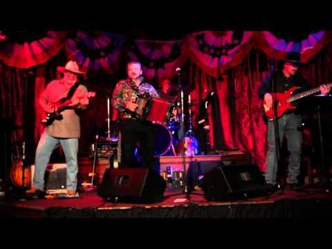 Jo-el Sonnier live in Memphis January 2014 at MJ's Rockin Oldies (video)