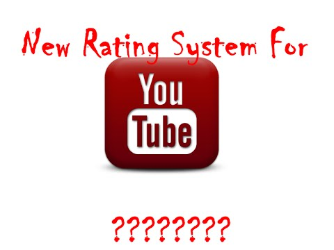 Age Rating system for YouTube?!?!