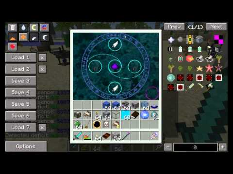 Minecraft Ars Magica 2 Let's Play Episode 2 ~ Dungeons