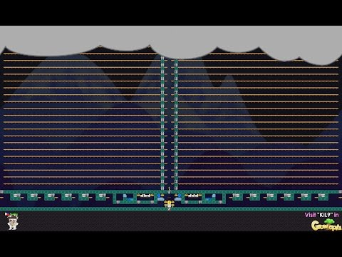 Growtopia - Building Pro Farm World - YouTube