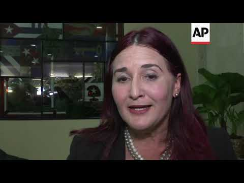Cuba: US is unfairly denying diplomatic visas
